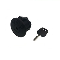 IGNITION SWITCH FITS SELECTED JOHN DEERE MOWER AM122881 , AM132808 , AM103286 , AM13359