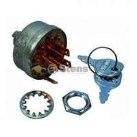 RIDE ON MOWER IGNITION SWITCH FOR SELECTED KOHLER ENGINES OEM: 25 099 32-S