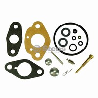 CARURETTOR CARB REPAIR KIT FOR SELECTED TECUMSEH MOTORS  AS LISTED