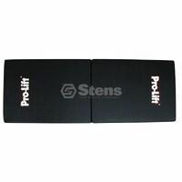 "PRO-LIFT C-1000 BLACK 47"" FOLDING MECHANIC WORK PAD LAWN RIDE ON MOWER WORKSHOP"