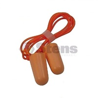 10 X CORDED FOAM EAR PLUGS 29DB DECIBEL RATING IDEAL FOR CHAINSAW MOWER MOWING