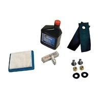 ROVER LAWNMOWER BLADES & SERVICE KIT 3.5 TO 6.5 HP BRIGGS AND STRATTON QUANTUM