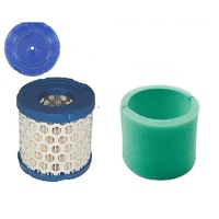 AIR & PRE FILTER FOR 2 TO 5HP  BRIGGS AND STRATTON MOTORS  396424 , 271466
