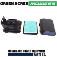 AIR FILTER BOX AND COVER FOR HONDA GCV135 & GCV160 MOTORS   17211-ZL8-000