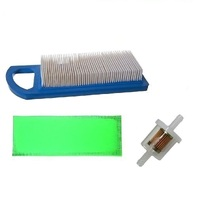 FUEL+ AIR FILTER KIT FOR SELECTED 14 - 17.5HP BRIGGS AND STRATTON 797008