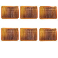 6 X LAWN MOWER AIR FILTER FOR ROVER MOWERS    L180120073-0001