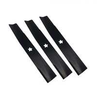 46 INCH CUT BLADES FITS SELECTED  HUSQVARNA CRAFTMANS RIDE ON MOWER 53215243
