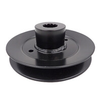 SPINDLE DRIVE PULLEY FOR GREAT DANE RIDE ON LAWN MOWER D18084