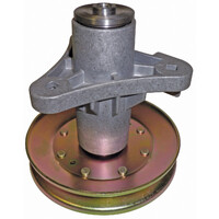 BLADE SPINDLE ASSEMBLY FITS STX38 AND STX46 JOHN DEERE MOWERS AM124511