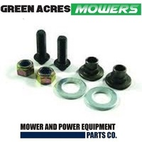 BLADE BOLT KIT FOR WESTWOOD RIDE ON MOWER 4126 80016 , 416 80019