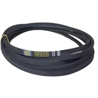 "ENGINE TO PTO BELT FITS SELECTED 38"" JOHN DEERE RIDE ON MOWERS M117608"