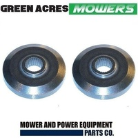 2 x BLADE ADAPTER FOR MURRAY MOWERS 92466 , 91926 , 092466MA