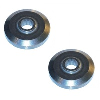 2 x  BLADE ADAPTER FOR MURRAY RIDE ON MOWERS 92466 , 91926 , 092466MA