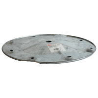 LAWN MOWER BLADE CARRIER DISC FITS SELECTED JETFAST SUPER SWIFT BIG BOB FLYMO