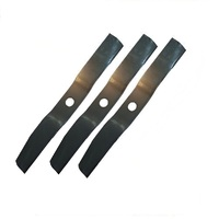 BLADE SET FOR 60 INCH KUBOTA FITS SELECTED RCK60 DECK MODEL RIDE ON MOWER