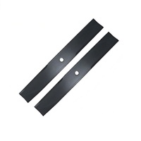 RIDE ON MOWER BLADE SET FOR 38 INCH ZTR TORO MOWERS  79-3061 , 14-7799 , 79-3060