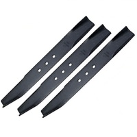BLADE SET FOR SELECTED 48 INCH BOLENS RIDE ON MOWER