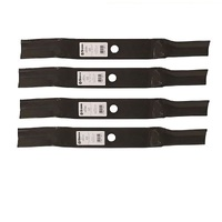 2 SETS 40 INCH BLADES FOR MURRAY & VIKING RIDE ON MOWER  091871E701