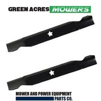 "36"" MOWER BLADES FOR HUSQVARNA RIDE ON MOWERS  532 12 78-41 , 532 13 84-96"