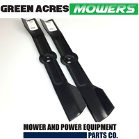 "BLADES FOR 42"" VICTA , VIKING & MASPORT RIDE ON MOWER 316608 , 313954 , 7004 872 1583"