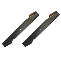 36 INCH BLADES FITS SELECTED HUSQVARNA CRAFTMAN  RIDE ON MOWERS    532120262