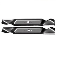 38 INCH BLADES MTD RIDE ON MOWER 6 POINT CENTRE HOLE 942-0654 HARDERNED BLADES