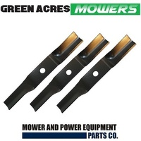 46 INCH RIDE ON MOWER BLADES FOR MURRAY 92117E701 , 92117E01MA