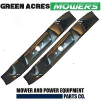 38 INCH 3n1 MULCHING BLADES FOR MTD RIDE ON MOWER 1992 ONWARDS 942-0610A