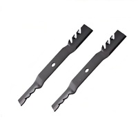 38 INCH GATOR MULCHING BLADES FOR ROVER ,VIKING & MURRAY RIDE ON MOWER