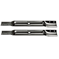 RIDE ON LAWN MOWER BLADE SET 40 INCH FOR ARIENS MOWERS OEM: 3624759, 03624700