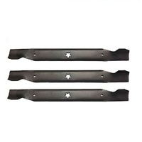 "50"" CUT BLADES FITS SELECTED HUSQVARNA RIDE ON MOWER     532-137380"