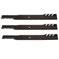 "60"" GATOR TYPE BLADE SET REPLACES Everride 181026 3 BLADES"