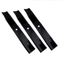 "52"" BLADE SET FITS SELECTED HUSQVARNA ZTR RIDE ON MOWERS 539 10 57 12 , 105712"
