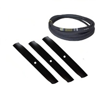 Deck Kit for TimeCutter Z5000 Z5020 Z5030 Z5035 Z5040 ZZ5060 Blades & Belt