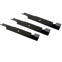 "1 SET OF 52"" HI LIFT BLADES FITS SELECTED TORO RIDE ON MOWERS 105-7781-03"