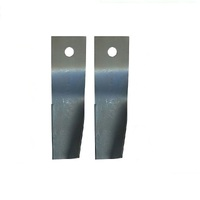 RIDE ON MOWER BLADES FOR 28 INCH COX  SMB150ADH