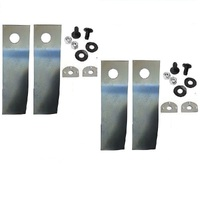 BLADE KIT 4 BLADES FOR 21 INCH HONDA LAWN MOWER 06720-VJ9-600