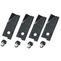 "SWING BACK BLADE KITS FOR SELECTED MASPORT 21"" MOWERS 780660"
