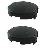 2 X COVER FOR SPEED FEED 450 HEADS (LARGE) LINE TRIMMER LINE