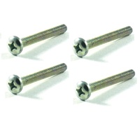 COWLING SCREWS FOR VICTA MOWERS ST12435D x 4