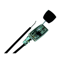 LAWN MOWER HEAVY DUTY METAL THROTTLE CONTROL MASPORT VICTA BRIGGS ROVER 60""