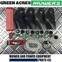 VICTA 2 STROKE CATCH & MULCH LAWN MOWER SERVICE KIT