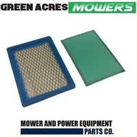 LAWN MOWER AIR & PRE FILTER FOR BRIGGS AND STRATTON MOTORS 395027 397795 397795S 399039