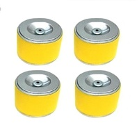 4 X WATER PUMP AIR FILTER HONDA GX110 GX120 GX140 GX160 GX200 17210-ZE1-821