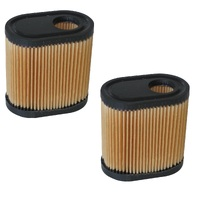 2 x AIR FILTERS FOR 4.5 TO 5.5HP TECUMSEH MOTORS 36905