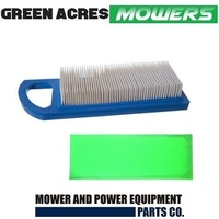 AIR FILTER KIT FOR 14 TO 17.5HP BRIGGS AND STRATTON  695547 697153 697634 697776