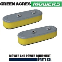 2 X HONDA GXV160 AIR FILTER 17210-Z1V-003 FITS MASPORT VICTA ROVER LAWNMOWER