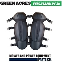 LAWN MOWER BRUSHCUTTER SHIN PADS KNEE GUARDS TRIMMER PADDED