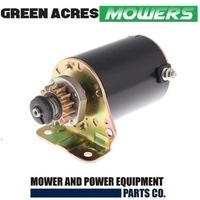 RIDE ON MOWER STARTER MOTOR FOR BRIGGS AND STRATTON MOTORS 14 TOOTH