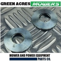 "2 X CYLINDER BEARING SHEILD 17"" ROVER AND SCOTT BONNAR CYLINDER MOWERS"